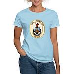 USS NICHOLSON Women's Light T-Shirt