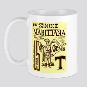 Smoke Marijuana Mug