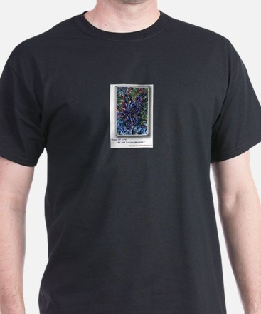 tree of life Ash Grey T-Shirt
