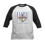 ILX Square Baseball Jersey