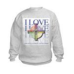 Ilx Square Kids Sweatshirt