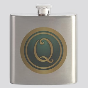 Irish Luck Q Flask