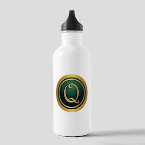 Irish Luck Q Water Bottle