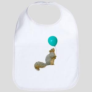 Fat Squirrel Bib