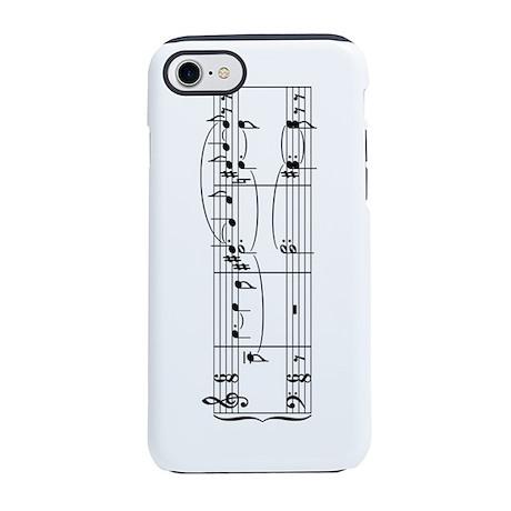 Tristan Chord (sideways) iPhone 7 Tough Case by Admin_CP17847710