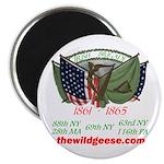 """Irish Brigade - 2.25"""" Magnet (100 pack)"""