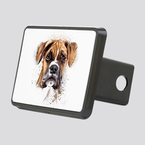 Boxer Painting Hitch Cover