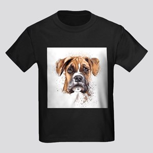 Boxer Painting T-Shirt