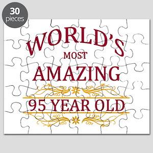 95th. Birthday Puzzle