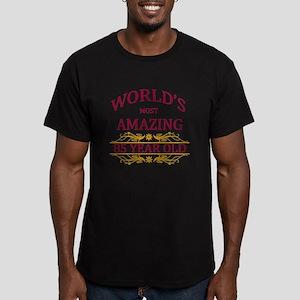 85th. Birthday Men's Fitted T-Shirt (dark)