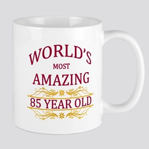 85th. Birthday Mug
