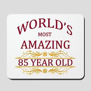 85th. Birthday Mousepad