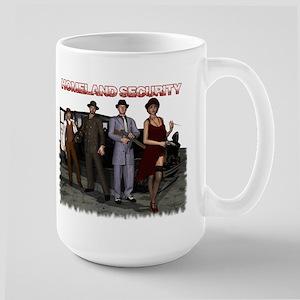 Homeland Security Mugs
