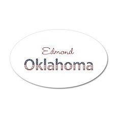 Custom Oklahoma Wall Decal