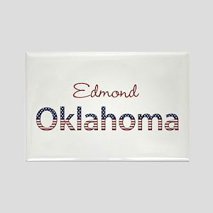 Custom Oklahoma Rectangle Magnet