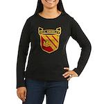 USS GRIDLEY Women's Long Sleeve Dark T-Shirt