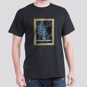 Edmund Dulac Dark T-Shirt