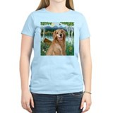 Golden retriever Women's Light T-Shirt