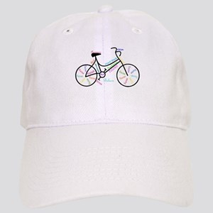 Motivational Words Bike Hobby or Sport Hat