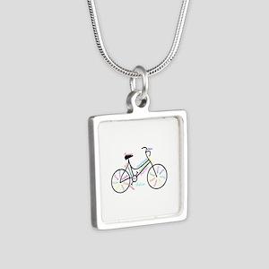 Motivational Words Bike Hobby or Sport Necklaces