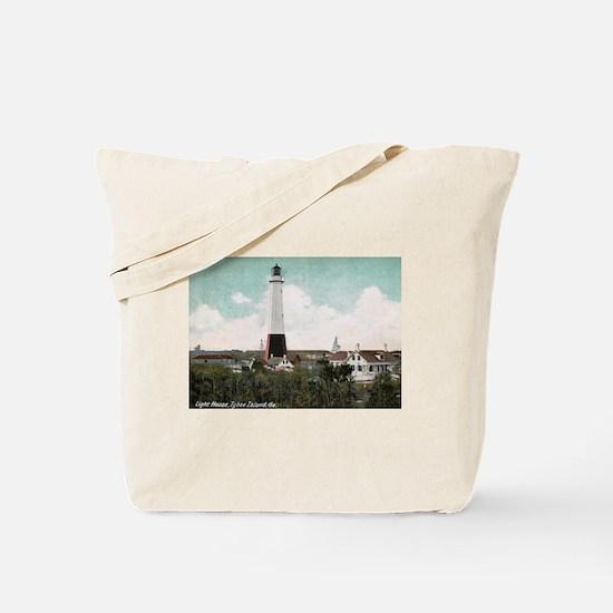 Tybee Island, Georgia Tote Bag