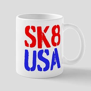 SK8 USA Mug