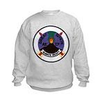 USS GREAT SITKIN Kids Sweatshirt