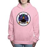 USS GREAT SITKIN Women's Hooded Sweatshirt