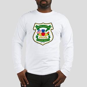 GCPES Patch 5x5 copy Long Sleeve T-Shirt
