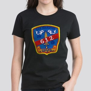 USS GUARDFISH Women's Dark T-Shirt