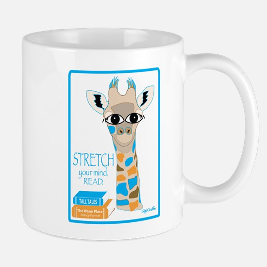 READ. Stretch Your Mind. Mugs