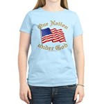 One Nation under God Women's Light T-Shirt