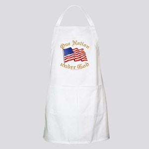 One Nation under God BBQ Apron