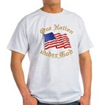 One Nation under God Light T-Shirt