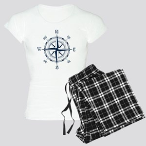 Nautical Compass Pajamas