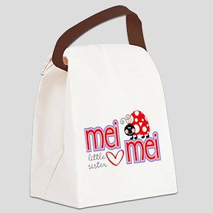 Mei Mei Canvas Lunch Bag