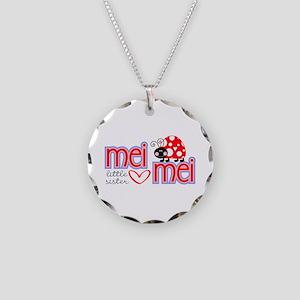 Mei Mei Necklace Circle Charm