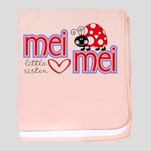 Mei Mei baby blanket