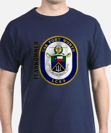 LCS-3 Plankowner Logo T-Shirt