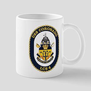 USS Coronado LCS-4 Mug