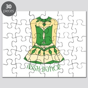Irish Dance Puzzle