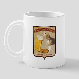 Regal Beagle Mug