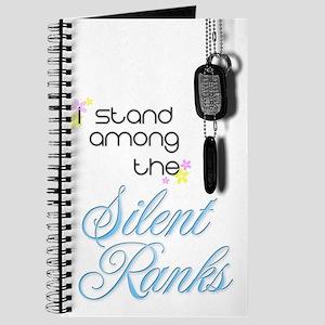 I Stand Among The Silent Ranks Journal