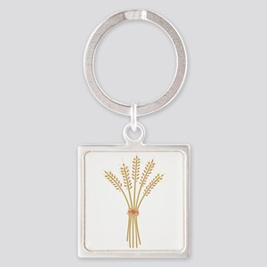 Wheat Bundle Keychains