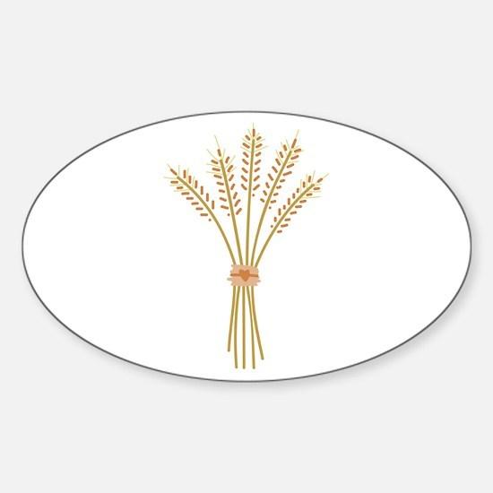 Wheat Bundle Decal