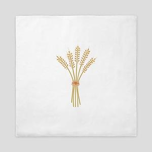 Wheat Bundle Queen Duvet