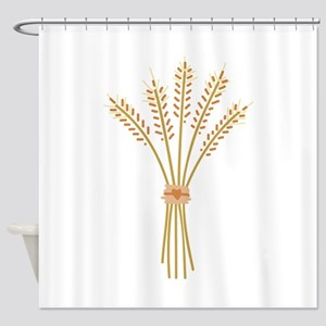 Wheat Bundle Shower Curtain