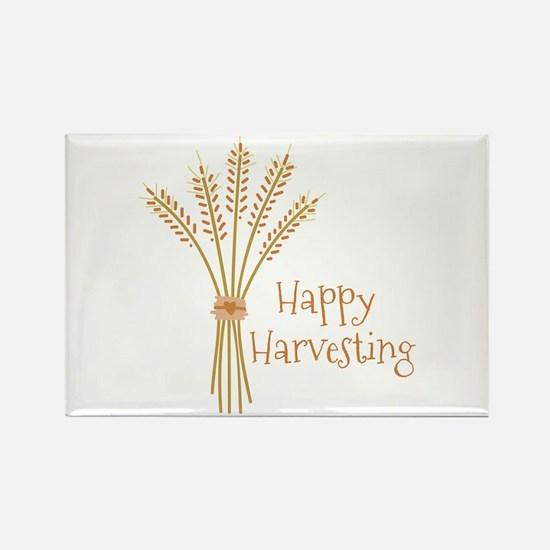 Happy Harvesting Magnets