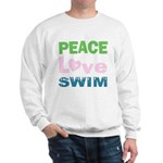 peace.love.swim Sweatshirt