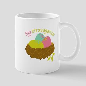 Egg-Stravaganza! Mugs